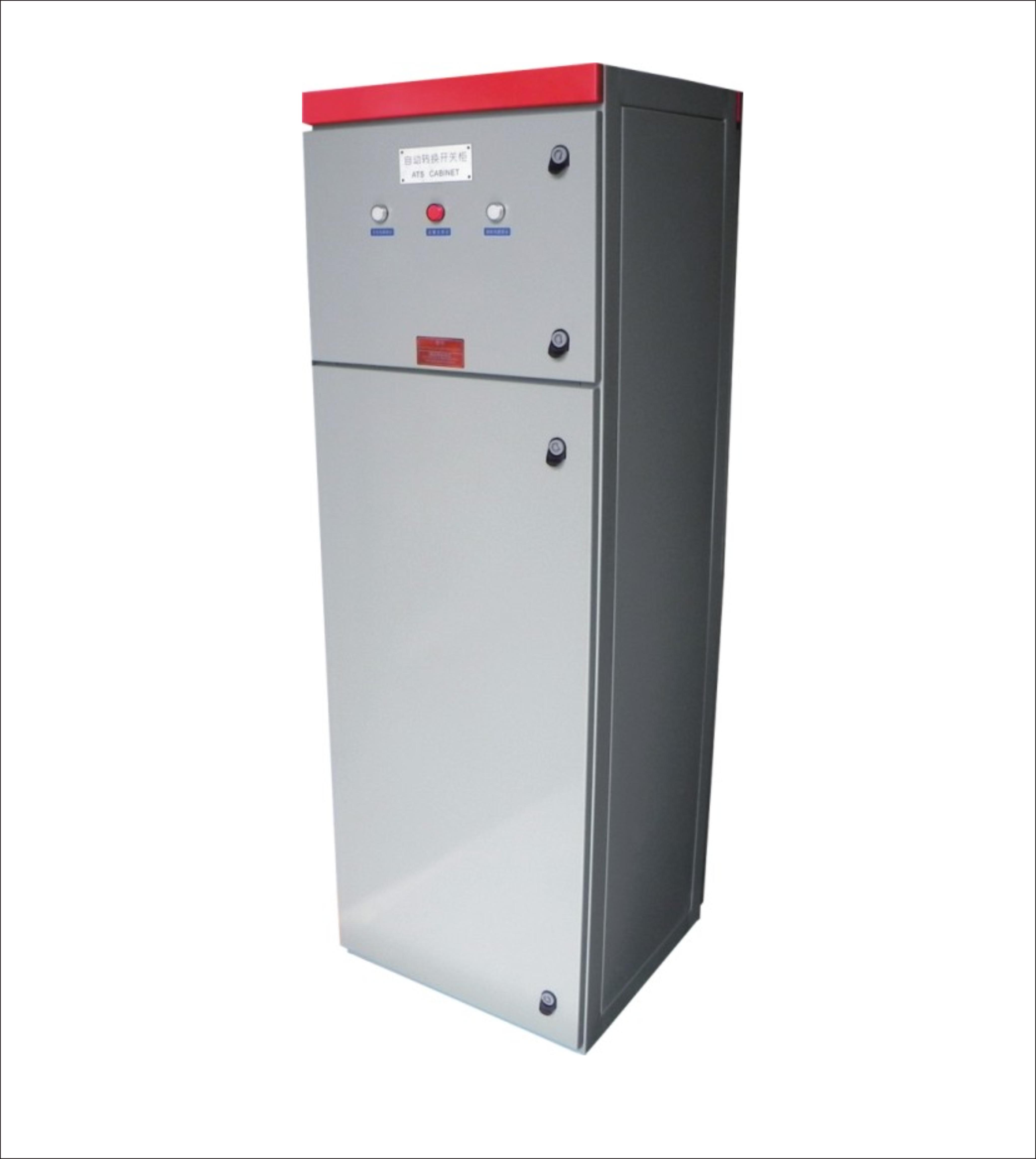Dual source automatic transfer - ATS cabinet